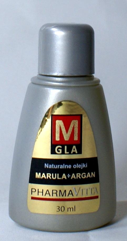 Naturalne olejki Marula i Argan